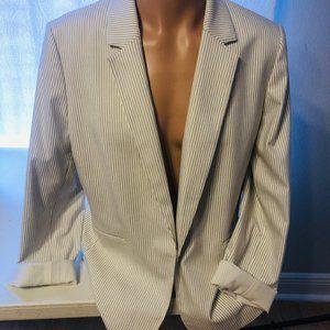 Women's Striped Blazer by Antonio Melani